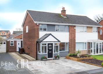 3 bed semi-detached house for sale in Ferndale Close, Leyland PR25