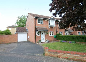 Thumbnail 3 bed semi-detached house for sale in Tamarin Gardens, Cherry Hinton, Cambridge