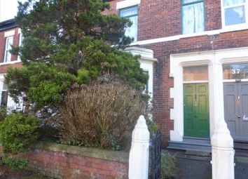 Thumbnail 4 bed terraced house for sale in Powis Road, Ashton-On-Ribble, Preston