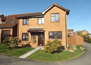 Thumbnail 4 bedroom detached house for sale in Celandine Close, Seaton