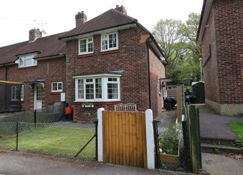 Thumbnail 2 bed end terrace house for sale in Mathews Terrace, Aldershot