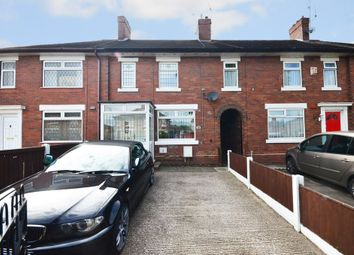 Thumbnail 2 bed town house for sale in Harrowby Road, Meir, Stoke-On-Trent