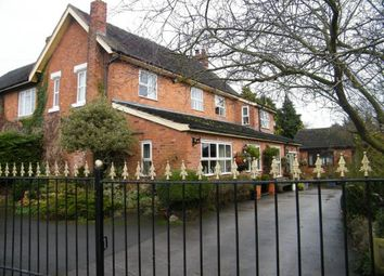 Thumbnail 4 bed semi-detached house for sale in Park Lane, Hatherton, Nantwich, Cheshire