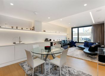 Thumbnail 1 bed flat for sale in Rathbone Square, 37 Rathbone Place, Fitzrovia, London