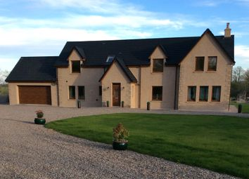 Thumbnail 5 bed country house for sale in Hillside, Montrose
