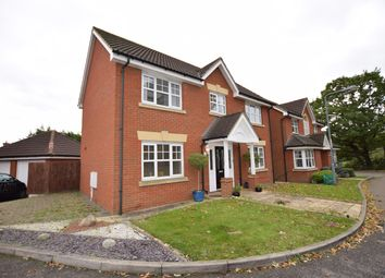 Thumbnail 4 bed detached house to rent in Hoveton Way, Ilford