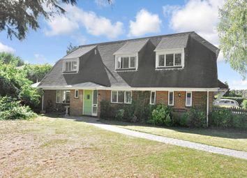 Thumbnail 4 bed detached house for sale in Ash Road, Longfield, Kent