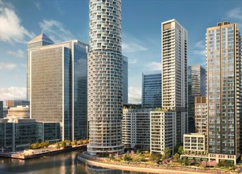Thumbnail 2 bed flat for sale in 29-04 10 Park Drive, Canary Wharf