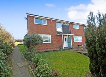 Thumbnail 3 bed end terrace house for sale in Cromdale Close, Stockingford, Nuneaton