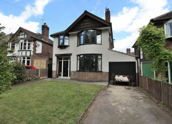 Thumbnail 4 bedroom detached house for sale in Humber Road, Beeston, Nottingham