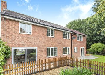 Thumbnail 5 bed detached house for sale in Hardys Field, Kingsclere, Newbury, Hampshire