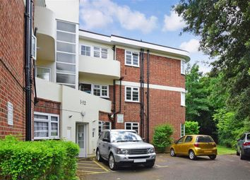 Thumbnail 2 bedroom flat for sale in Benhill Wood Road, Sutton, Surrey