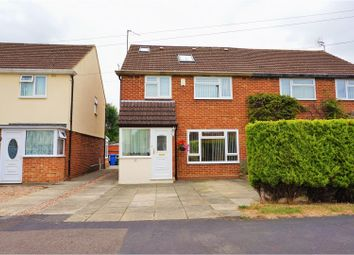 Thumbnail 4 bed semi-detached house for sale in Almond Avenue, Kidlington