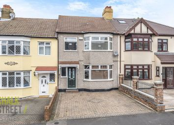 Thumbnail 3 bedroom terraced house for sale in Norman Road, Hornchurch