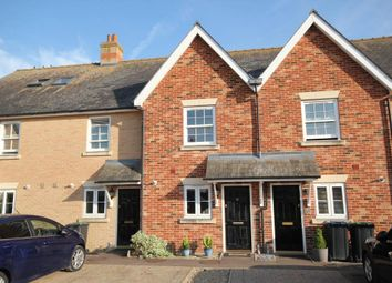 Thumbnail 2 bed terraced house for sale in Apple Tree Court, Little Downham, Ely