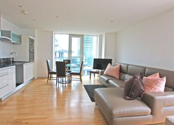 Thumbnail 2 bed flat to rent in Ability Place, 37 Millharbour, South Quay, London