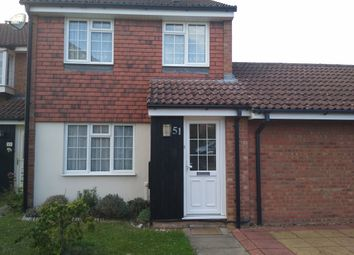 Thumbnail 3 bed terraced house to rent in Tamarin Gardens, Cherry Hinton, Cambridge