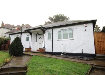 Thumbnail 3 bed bungalow for sale in Ashby Road, Bretby, Burton-On-Trent