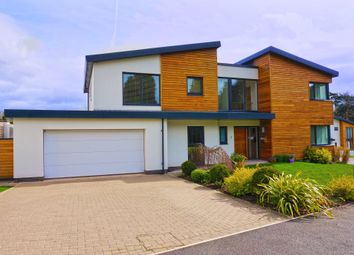 Thumbnail 5 bed detached house to rent in Holland Park, Exeter