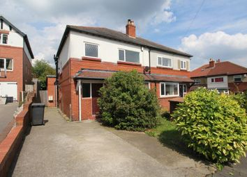 Thumbnail 3 bed semi-detached house for sale in Airedale Grove, Horsforth