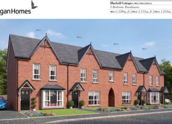 Thumbnail 3 bed town house for sale in 21, Windrush Park, Antrim