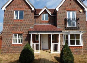 Thumbnail 4 bed detached house to rent in Honesty Close, Eden Village, Sittingbourne, Kent