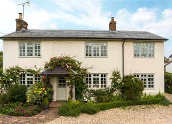 Thumbnail 5 bedroom detached house for sale in Bottlesford, Pewsey, Wiltshire