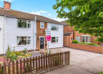 Thumbnail 4 bed end terrace house for sale in Sileby Road, Barrow Upon Soar, Loughborough