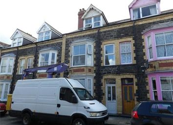 Thumbnail 2 bed flat to rent in High Street, Aberystwyth