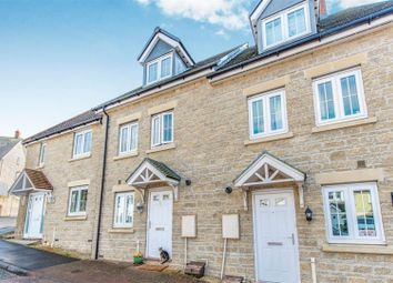 Thumbnail 4 bed terraced house for sale in Hillside Drive, Frome