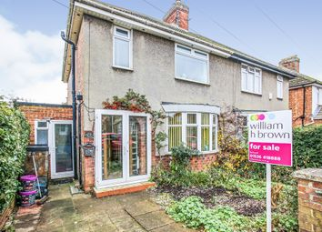 3 bed semi-detached house for sale in Underwood Road, Rothwell, Kettering NN14