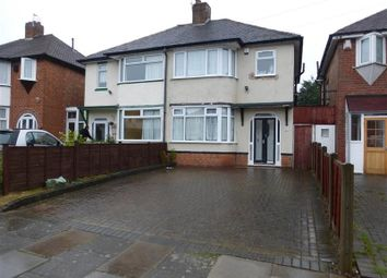 Thumbnail Room to rent in Glendower Road, Perry Barr, Birmingham