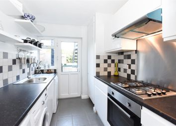 Thumbnail 2 bed flat for sale in Dallington Close, Hersham, Walton-On-Thames