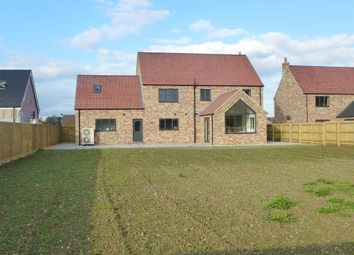 Thumbnail 4 bedroom detached house for sale in Church Road, Walpole St. Peter, Wisbech