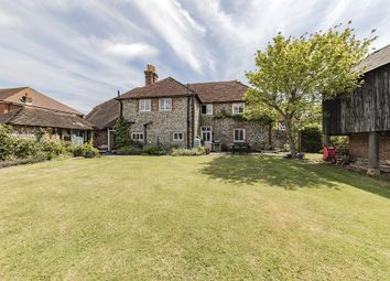 Thumbnail 6 bed detached house for sale in Sea Lane, Rustington, West Sussex
