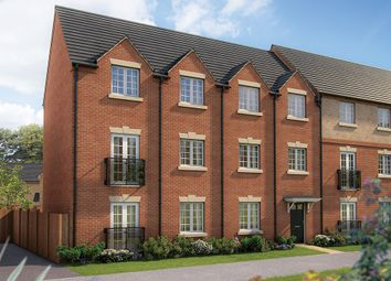 "Thumbnail 2 bed flat for sale in ""The Broadoak"" at Sowthistle Drive, Hardwicke, Gloucester"