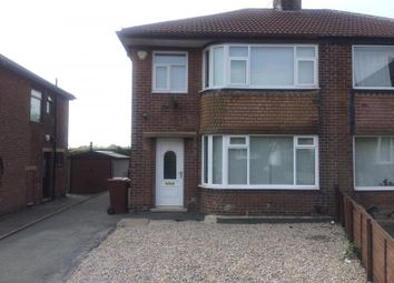 Thumbnail 3 bed semi-detached house to rent in Chatsworth Avenue, Pudsey