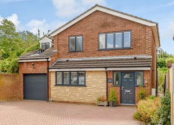 Thumbnail 4 bed detached house for sale in Gilbert Close, Bletchley, Milton Keynes