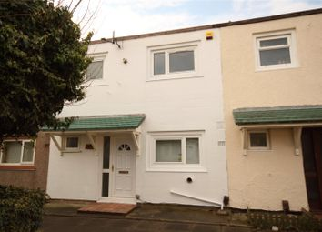 Thumbnail 3 bed terraced house for sale in Swanstead, Basildon, Essex