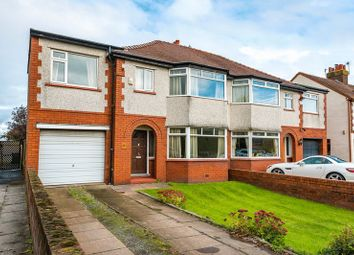 Thumbnail 4 bed semi-detached house for sale in Southport Road, Scarisbrick, Ormskirk