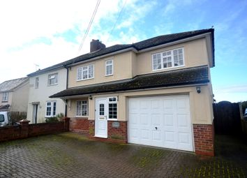 Thumbnail 3 bed semi-detached house for sale in Beazley End, Braintree
