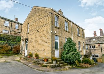 Thumbnail 3 bedroom semi-detached house for sale in Lower Fold, Honley, Holmfirth