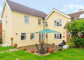 Thumbnail 5 bed detached house for sale in High Street, Upper Dean, Huntingdon