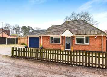 Thumbnail 2 bed detached bungalow for sale in Grant Road, Crowthorne, Berkshire