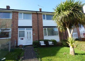 Thumbnail 3 bed terraced house for sale in Llys Bedwyr, Bangor, Gwynedd