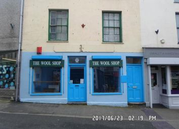 Thumbnail Commercial property to let in 48, Pool Street, Caernarfon