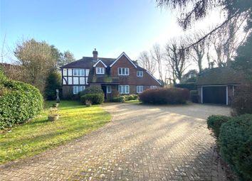 Old Willingdon Road, Friston, Eastbourne, East Sussex BN20. 5 bed detached house for sale