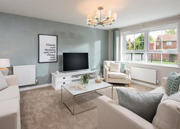 "Thumbnail 4 bed detached house for sale in ""Ripon"" at Wheatley Hall Road, Wheatley, Doncaster"