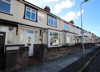 Thumbnail 3 bed terraced house for sale in Queensway, Waterloo, Liverpool