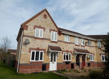 Thumbnail 2 bed end terrace house to rent in Hughes Court, Hethersett, Norwich
